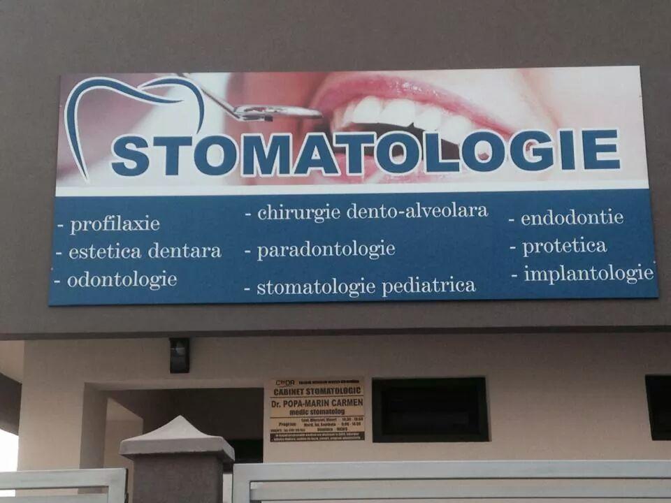 Servicii stomatologie pentru CMI DR. Popa-Marin Carmen