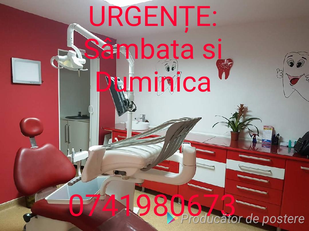 Servicii stomatologie pentru CMI. Dr. Sferdian Diana Andreea