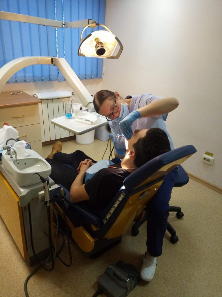 Servicii stomatologie pentru Eurodent Millenium SRL