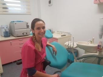 Oana Tudorache - Medic stomatolog
