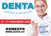 Denta 2018,expozitie vanzare echipamente stomatologice