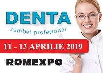 Denta 2019, Romexpo, editia de primavara