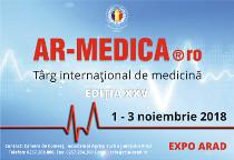 Ar Medica  2018,eveniment medical 2018,expozitie vanzare echipamente stomatologice, medicale