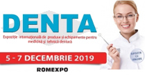 Denta 2019, Romexpo, editia de toamna