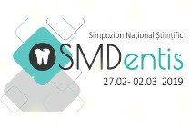 OSMDentis 2019,simpozion international