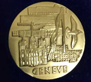 Bogdan Vladila Medalie de aur Geneva