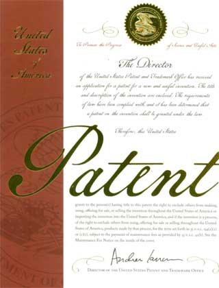 Bogdan Vladila USA Patent for Electronic Stem Generator