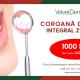 Promotia lunii mai - coroana dentara zirconiu