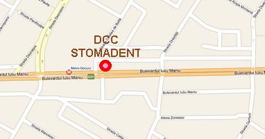 Cabinetul stomatologic DCC STOMADENT poza 2