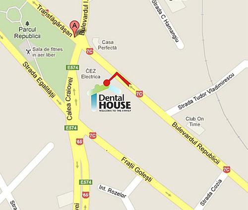 DENTAL HOUSE- Stuparu poza 5