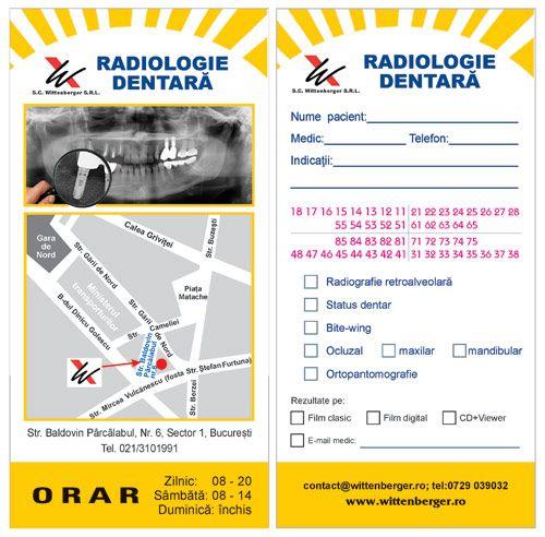 Cabinet Radiologie Dentara Sector 1 poza 3