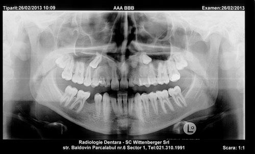 Cabinet Radiologie Dentara Sector 1 poza 1