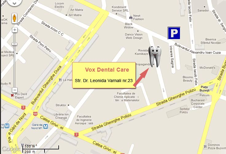 Vox Dental Care poza 11