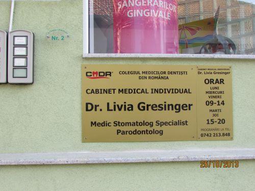 CMI Dr. Gresinger Livia poza 6