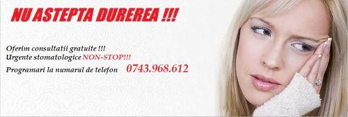 Urgente stomatologice Oradea - Dr. SAS OANA poza 0