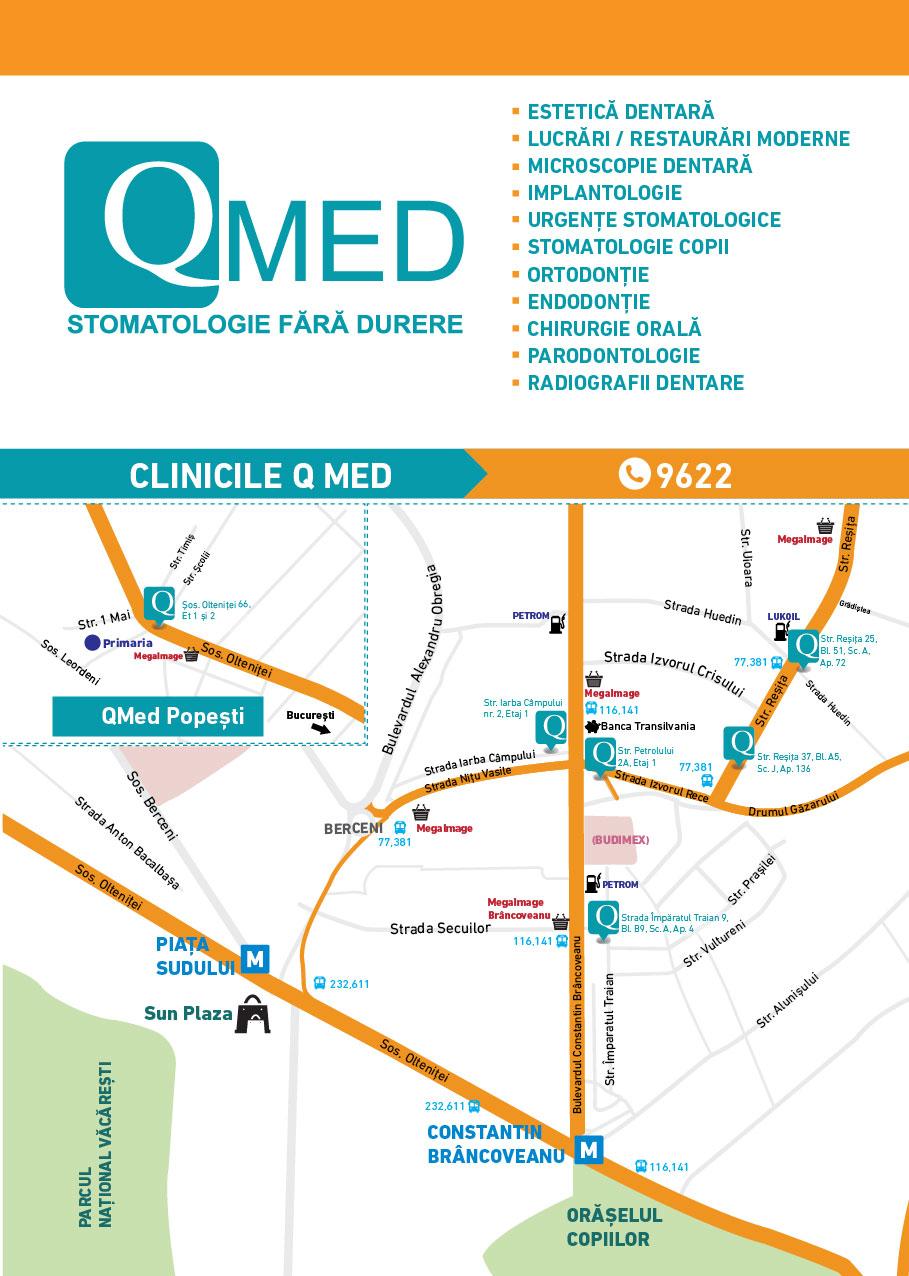Q Med - Stomatologie fara durere poza 15