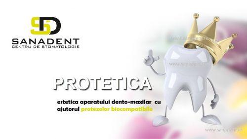 Sanadent Centru de Stomatologie poza 11