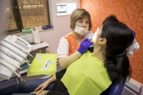 Cabinet stomatologic Maxident poza