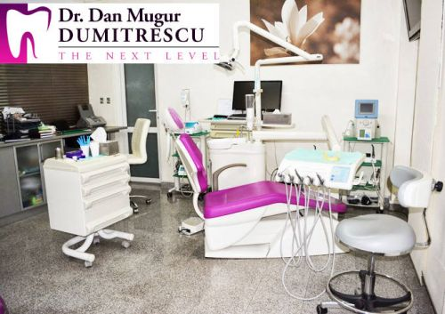Cabinet Dentar Dr. Dumitrescu Dan Mugur poza 0