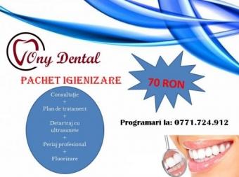 Imagine Promotie pachet igienizare dentara sector 3