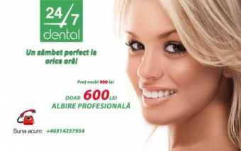 Imagine Albire Profesionala reducere stomatologie