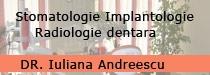 banner Cabinet stomatologie,implantologie si radiologie dentara Dr.Cucu(Andreescu)Iuliana