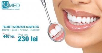 Imagine Pachet igienizare dentara
