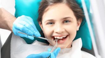 Tratamentul cariilor dentare la cei mici