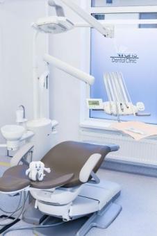 Imagine Dentist copii Cluj