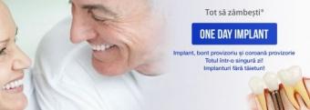 Implanturi dentare fara taieturi