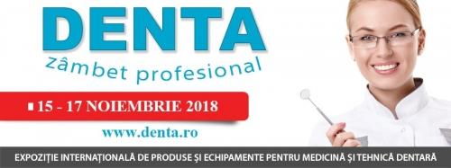Imagine Denta 2018 produse si echipamente de medicina dentara