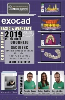 Imagine Exo Cad basic-avansati -  Curs Practic