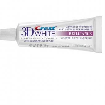 pasta de dinti crest 3d white