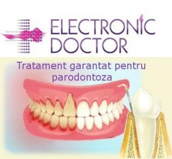 Imagine Trateaza parodontoza - garantie pentru tratamentul realizat