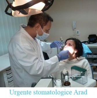 Imagine Urgente stomatologice Arad Non Stop